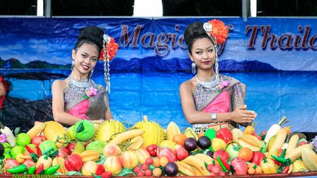 The Magic of Thailand festival will feature authentic food and entertainment.
