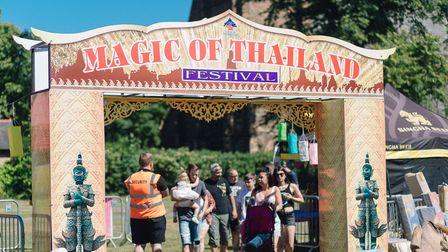 The Magic of Thailand Festival is returning to Eaton Park in Norwich this summer.