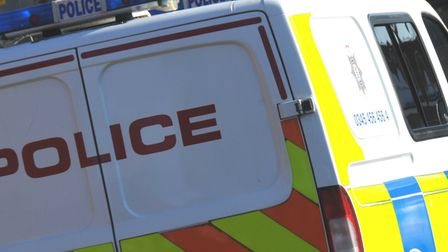 A 15-year-old cyclist has suffered serious injuries following a collision with a van on Churchill Ro