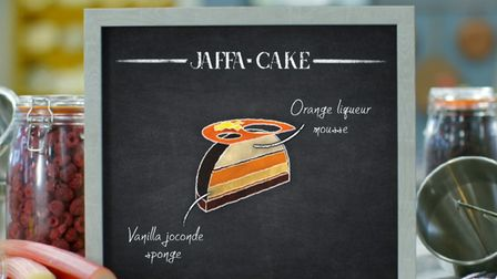 Artists impression of the jaffa cake concept the College of West Anglia was aiming for