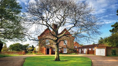 The Red House by Philip Vile - Britten Pears Foundation