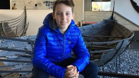 Luke Hobson, aged 14, sadly died in March last year after being hit on the head with a hockey stick