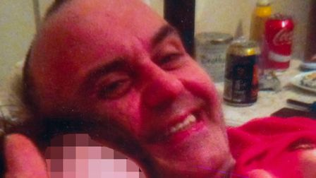 Richard Cottier who was shot dead by police in Collier Row. Photo: Ellie Hoskins