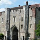 The gatehouse was St Albans' prison until 1867 when a purpose built one took over.