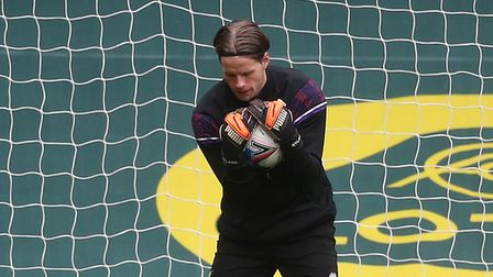 Norwich City remain in discussions with keeper Orjan Nyland over extending his Carrow Road stay