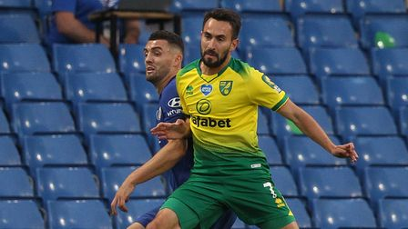 Norwich City midfielder Lukas Rupp cannot wait to experience the Premier League again in front of packed houses