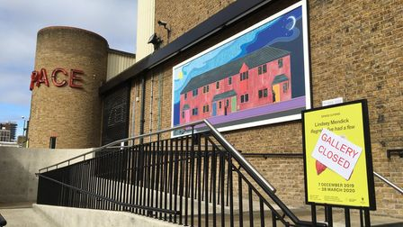 Space Ilford, in Redbridge Town Hall, has studios for 34 artists and occasionally holds exhibitions for the public.