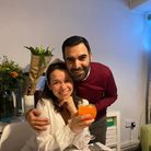 Raquel and her husbandShahram, who was told by Islington Council he should pay his PCN despite being terminally ill