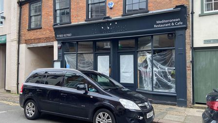 Upper St Giles Street restaurant will soon become 'Lords Restaurant' if license application is accepted
