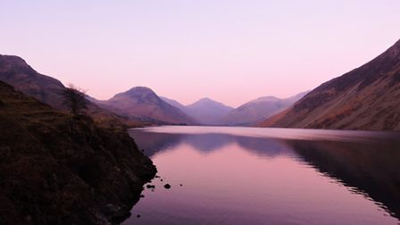 Dusk at Wastwater