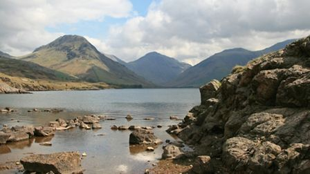 Forbidding Wastwater