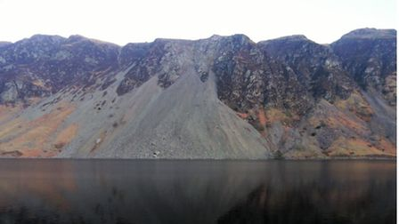 The Screes at Wastwater