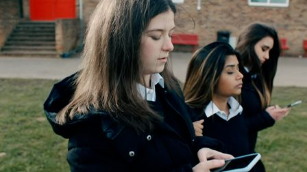 A still from the short film Our County about the dangers of Essex County Lines