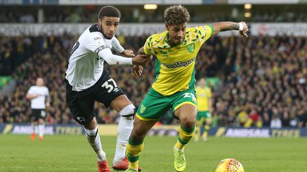 Sheffield United full back Jayden Bogle has been linked with Norwich City