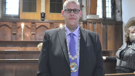 Jeremy Punchard has taken over as chairman of North Norfolk District Council.