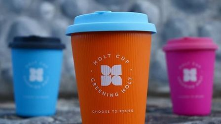 The new Holt Cups.