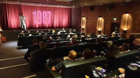 The Luxe Cinema in Wisbechreopened on May 17