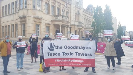 Activists from Reclaim Redbridge said they will continue to oppose the development and are considering a judicial review.