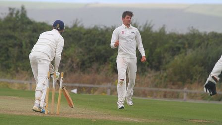 North Devon's Jack Popham missed out on a place in the 12-man Devon squad to face Herefordshire