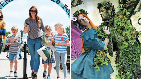 Cheltenham Science Festival and Gifford Circus