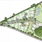 A plan for 28 residential homes off Station Road in Ashwell has been refused by NHDC
