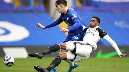 Fulham's Tosin Adarabioyo is a player of interest to Norwich City