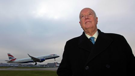 Richard Gooding OBE is the Chief Executive of London City Airport.