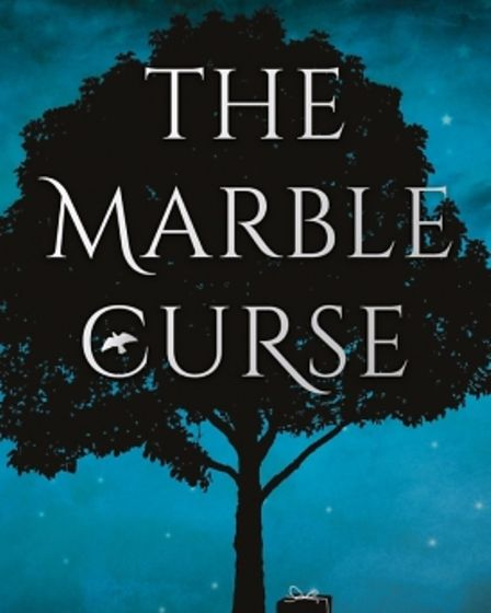 The cover of The Marble Curse by Richard Vincent