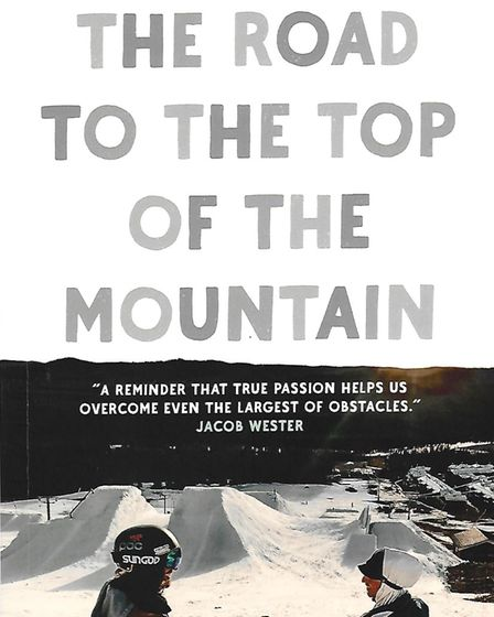 The Road to the Top of the Mountain by Anne Masson & Matt Masson