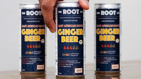 Root Co ginger beer