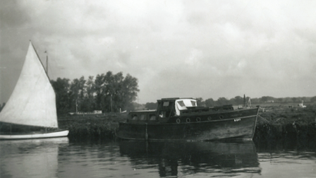 Archive picture from Martham Boats - a celebration of 75 years