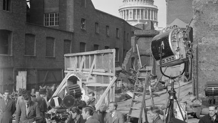 Filming The Lavender Hill Mob