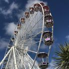 The big wheel is back for 2021