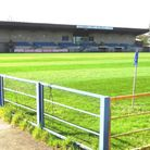Clevedon Town's The Everyone Active Stadium.