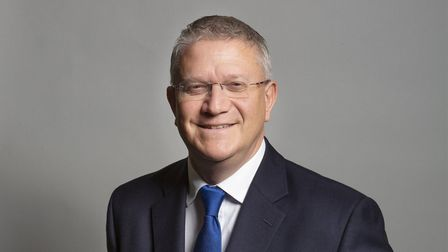 Romford MP Andrew Rosindell is fighting for residents living in properties with dangerous cladding