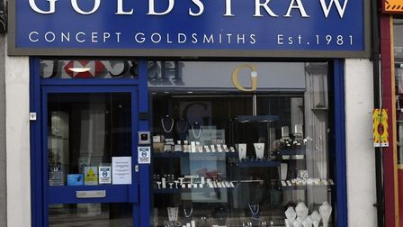The Goldstraw business is now on St Neots High Street.