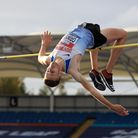 MANCHESTER, ENGLAND - SEPTEMBER 04: In this handout image provided by British Athletics, William Gri