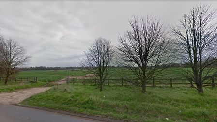 Land off Hadleigh Road, Ipswich, which could be developed for Wolsey Grange Two