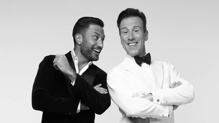 Strictly Come Dancing favourites Giovanni Pernice and Anton Du Beke will bring their Him & Me tour to Stevenage in July.