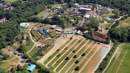 A deserted Pleasurewood Hills.31 May 2020. Picture: Mike Page