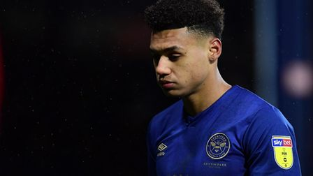 Ollie Watkins staying with the England camp
