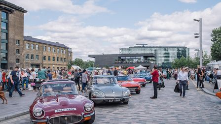 The Classic Car Boot Sale takes place in July.