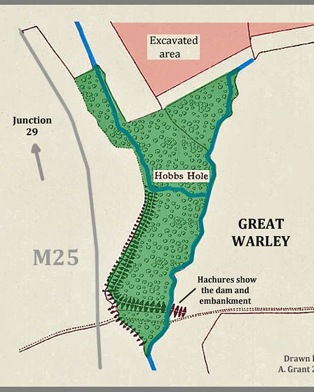 Historical survey of Great Warley