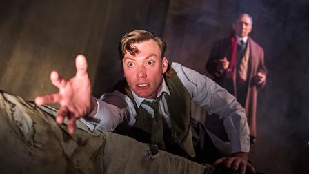 The Woman in Black can be seen at CambridgeArts Theatre thismonth as part of its 2021 reopening season.