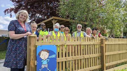 The Rotary Club of Barnstaple at Lampard School