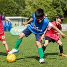 McDonald's is offering kids free football sessions this June