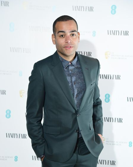 Ben Bailey Smith, also known as Doc Brown, attending the Vanity Fair EE BAFTA Rising Star Party at T