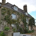 Charleston Farmhouse in Firle, Lewes, East Sussexwas the home to Virginia Woolf's sister Vanessa Bell