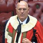 Peter Cruddas in the House of Lords