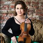 Violinist Chloë Hanslip will perform at the Herts Festival of Music.